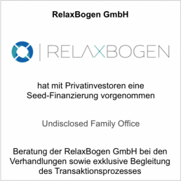 relaxbogen undisclosed family office