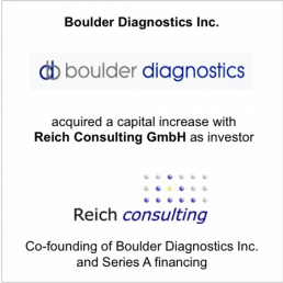boulder diagnostics reich consulting